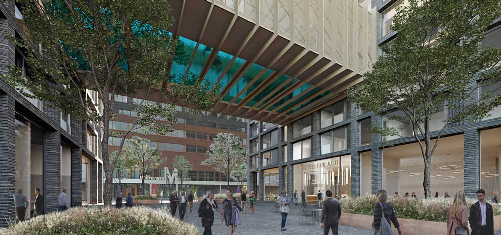 Team V Architectuur.Hotel Chicago Rotterdam To Open In 2021 Rotterdamstyle Com