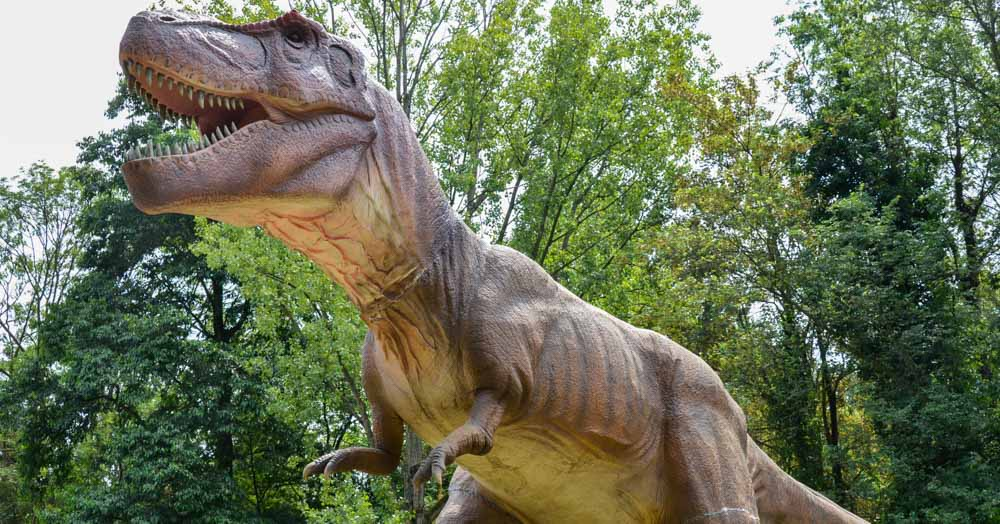 Come Face To Face With Dinosaurs In Jurassic Kingdom Schiedam
