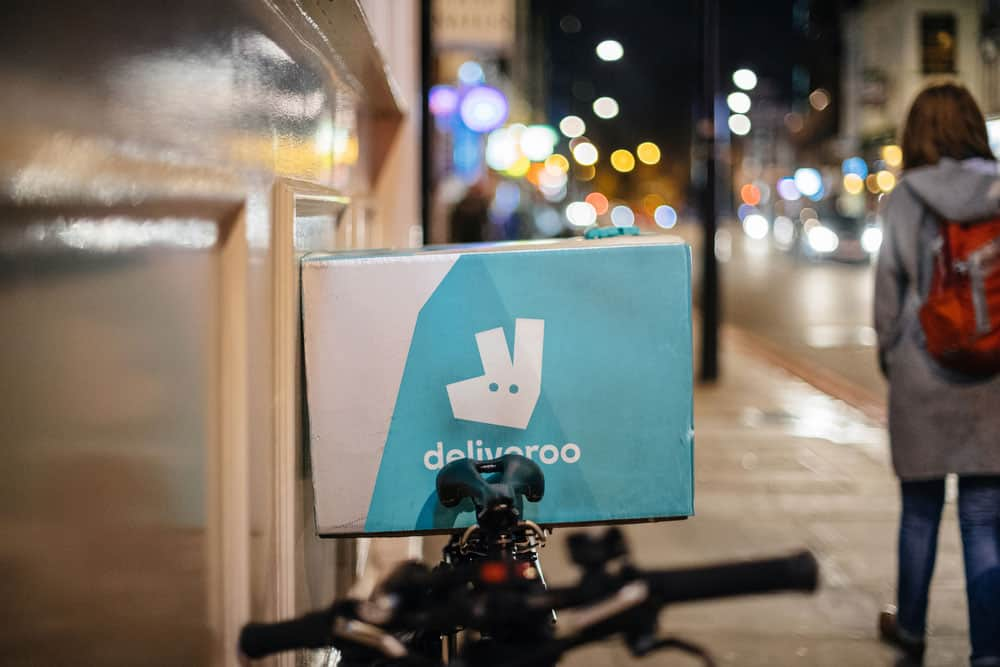 Deliveroo contributes more than 5 million to Rotterdam economy