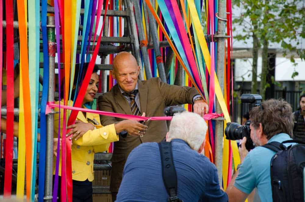 Rotterdam Pride officially launched inside House of Colours