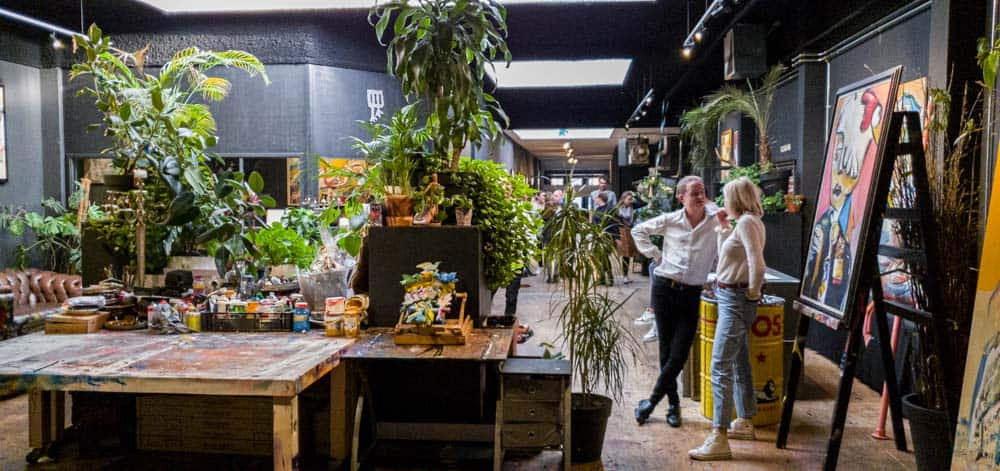 AAAFRESH123 atelier in Rotterdam