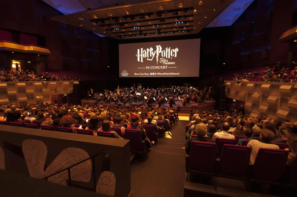 Harry Potter and the Order of the Phoenix by the Rotterdam Philharmonic Orchestra 📷 Nikki Smits