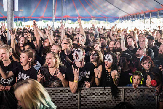 Baroeg Open Air festival in Rotterdam is fun for the entire family 📷 Brian van Rensen