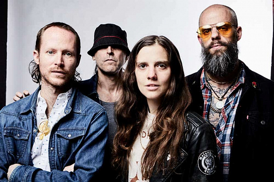 Baroness to perform at Maassilo in Rotterdam