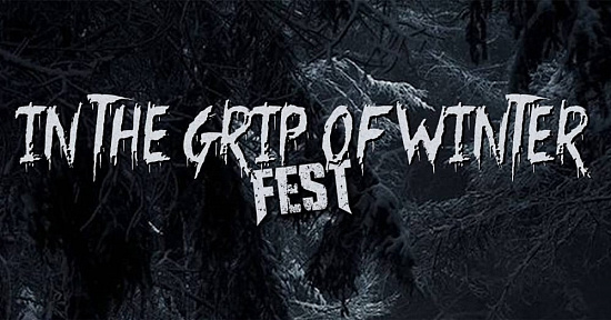In The Grip of Winter Fest at Baroeg in Rotterdam