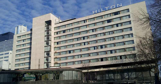 Hilton Rotterdam is a national monument