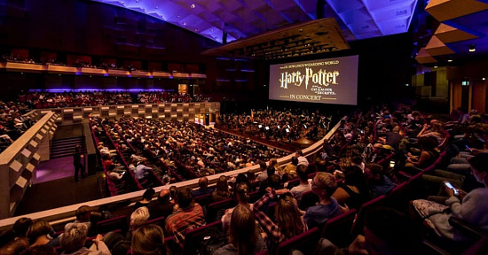 Harry Potter and the Order of the Phoenix live in Rotterdam 📷 Rotterdams Philharmonisch